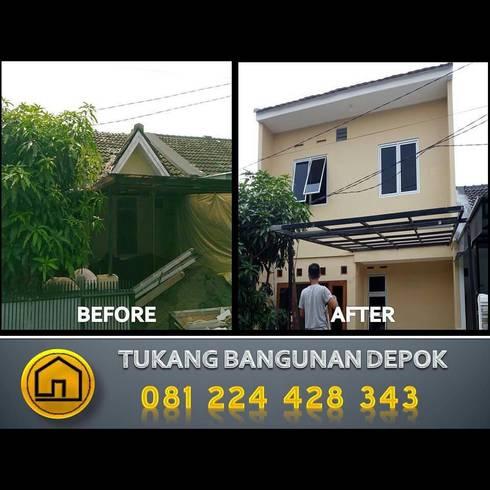 Jasa tukang bangunan kota Depok:   by Tukang Bangunan