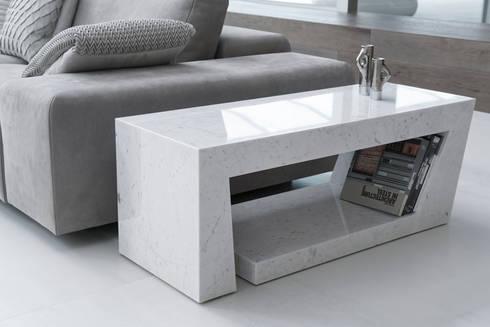 nestho table 02:  客廳 by Nestho studio