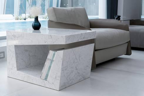 nestho table 03:  客廳 by Nestho studio