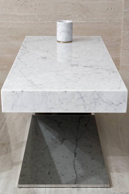 nestho table 04:  客廳 by Nestho studio