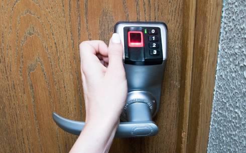 Digital Keyless Door Lock Systems:   by Locksmith Stellenbosch
