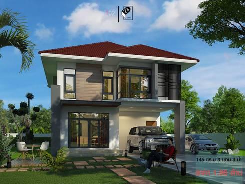 แบบบ้าน T02:   by plan 23