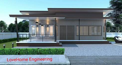 บ้านสวยราคาเบาๆ:   by Lovehome Engineering