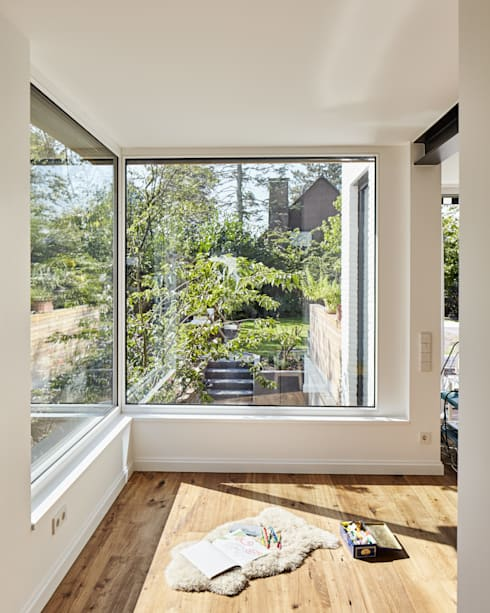 Projekty,  Okna zaprojektowane przez Schreinerei Fischbach GmbH & Co. KG