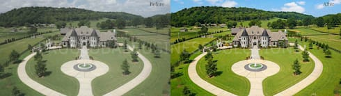 Drone Image Editing Services:   by Proglobalbusinesssolutions