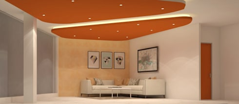 New Clinic Design :   by KANISHK INTERIORS INDIA PRIVATE LIMITED
