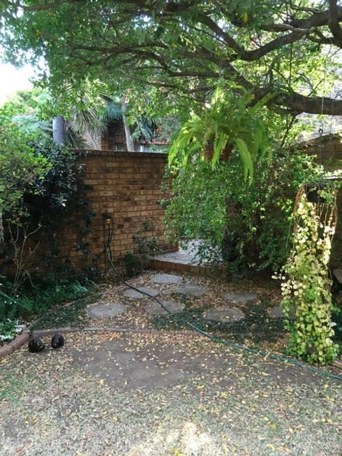 Entrance Before Revamp:   by Hedgehog Landscapes