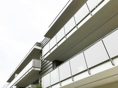 Appartamenti Fronte Mare Vol.2 von Studio Perini Architetture   homify