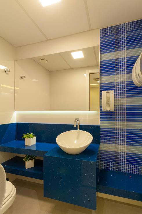 حمام تنفيذ Bernal Projetos