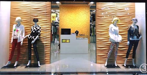 Inreda [62.5x80cm] - ร้านเสื้อ:   by World Excellent Intertrade