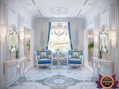 Dream house design by Katrina Antonovich: classic Bedroom by Luxury Antonovich Design