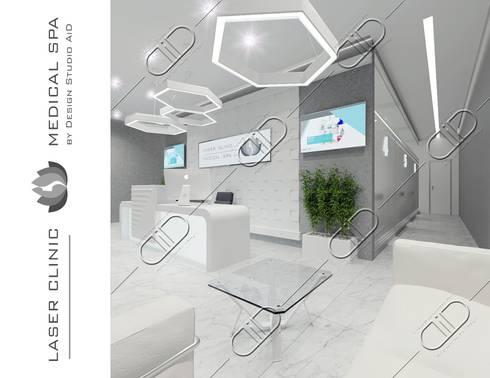 Laser SPA:  Clinics by Design Studio AiD