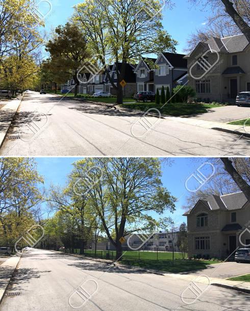 Architectural 3D Photo Integration:   by Design Studio AiD