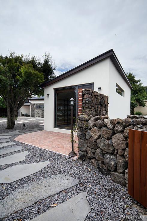 Casas  por 더 이레츠 건축가 그룹