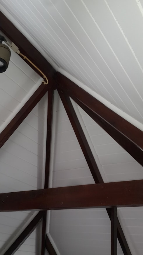 Ceilings Painted Claremont:  Roof by CPT Painters / Painting Contractors in Cape Town