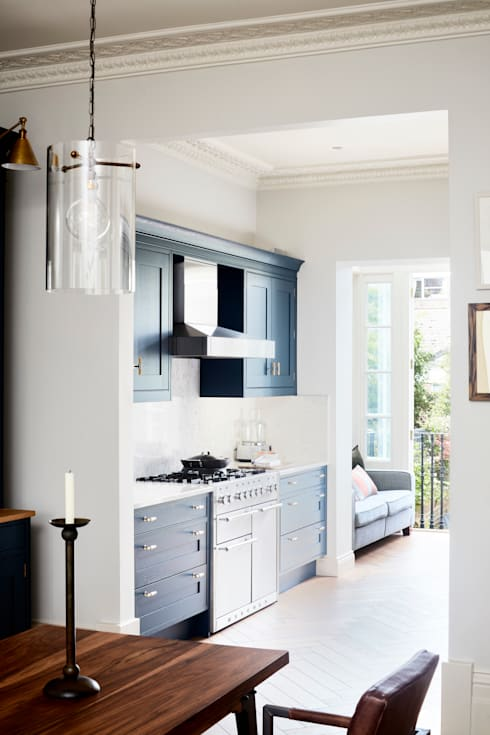 廚房 by Prime Architecture