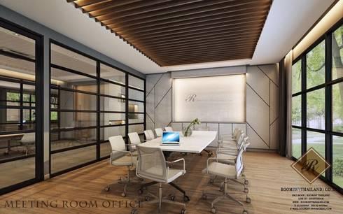 งานออกแบบบ้านพักอาศัย 3 ชั้น :   by Room 207 Thailand