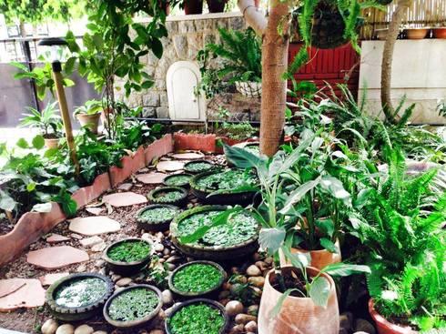Garden Decor at Hamlet:  Front yard by Grecor