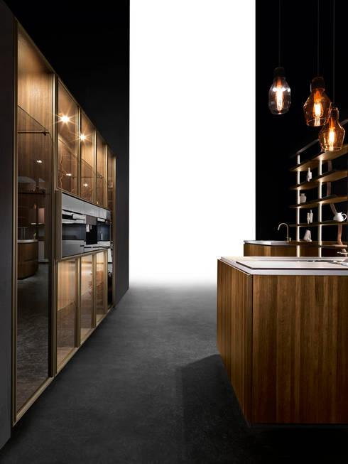Binova Scava: Cucina in stile  di BINOVA MILANO
