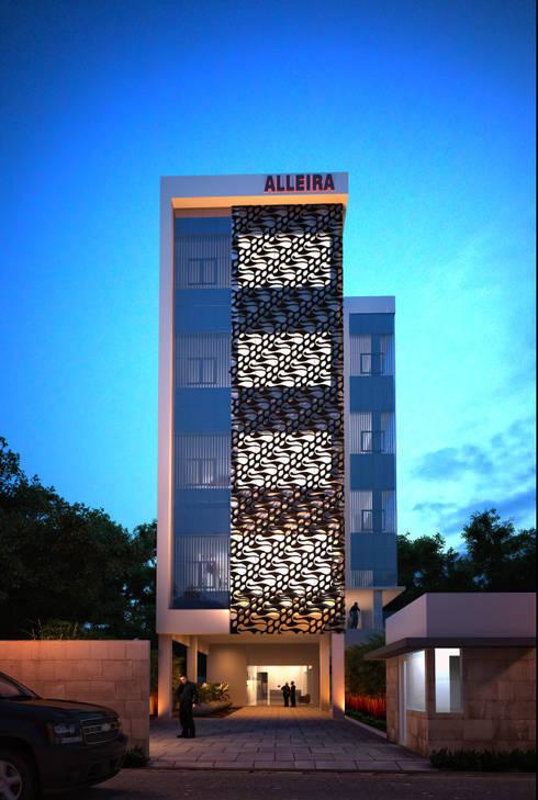 Alleira:  Rumah by sony architect studio