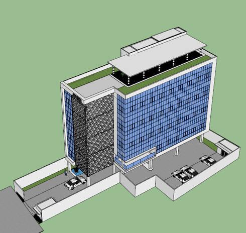 Alleira:   by sony architect studio