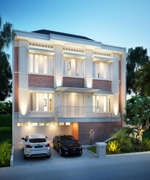 Andry:  Rumah by sony architect studio