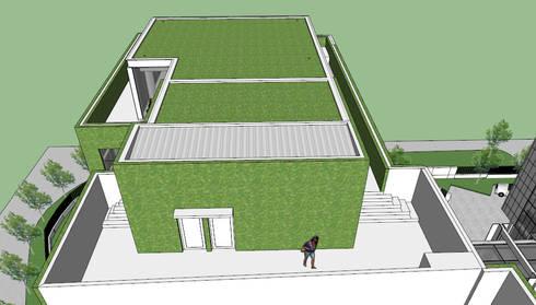 Arpeni 46 Office:   by sony architect studio