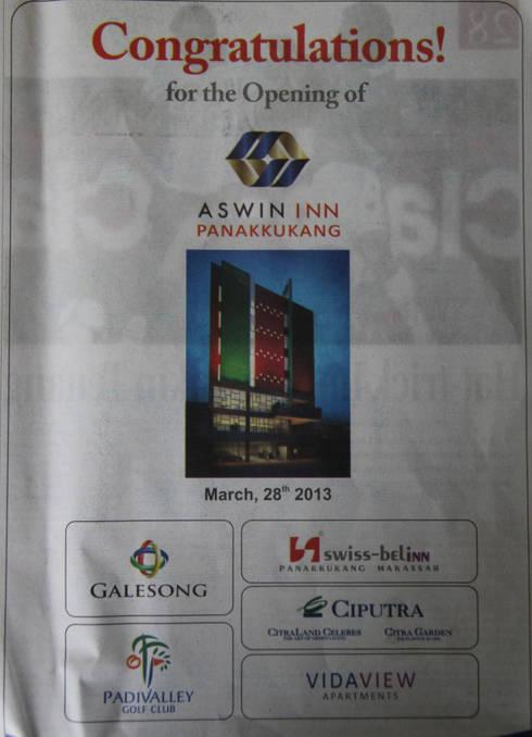 Aswin Inn:  Hotels by sony architect studio