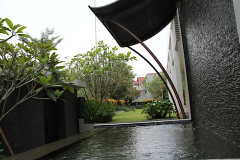 CINERE AT MAJALAH ASRI:  Taman by sony architect studio