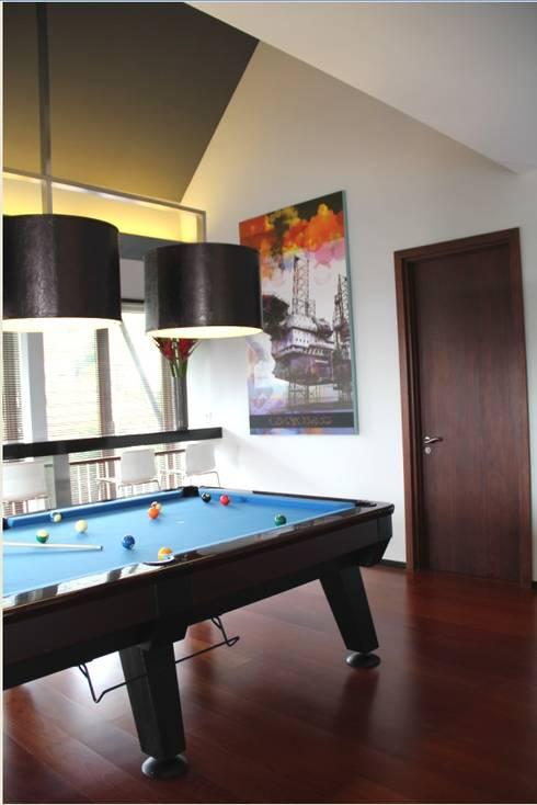 CINERE AT MAJALAH LARAS:  Ruang Multimedia by sony architect studio