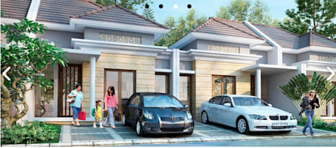 CIPUTRA PROJECT:  Rumah by sony architect studio