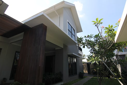 COKRO ,VMM:  Rumah by sony architect studio