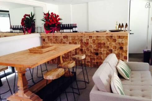 Weekend home: scandinavian Kitchen by workroom