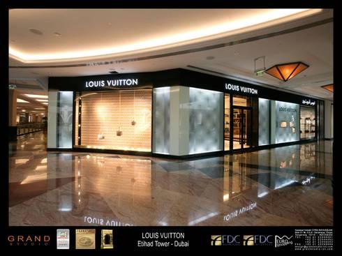 GRAN STUDIO:  Pusat Perbelanjaan by sony architect studio