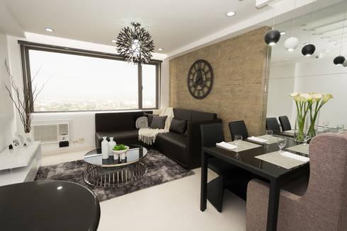 ACE Hotel & Suites: modern Living room by TG Designing Corner