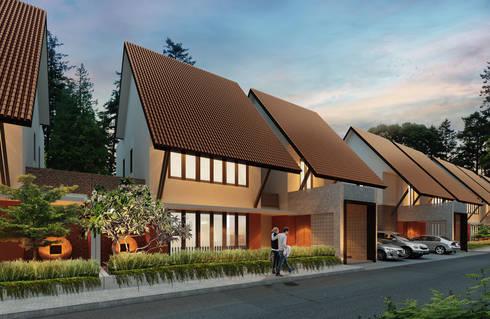 LAWANG WOLU YOGYAKARTA:  Rumah by sony architect studio