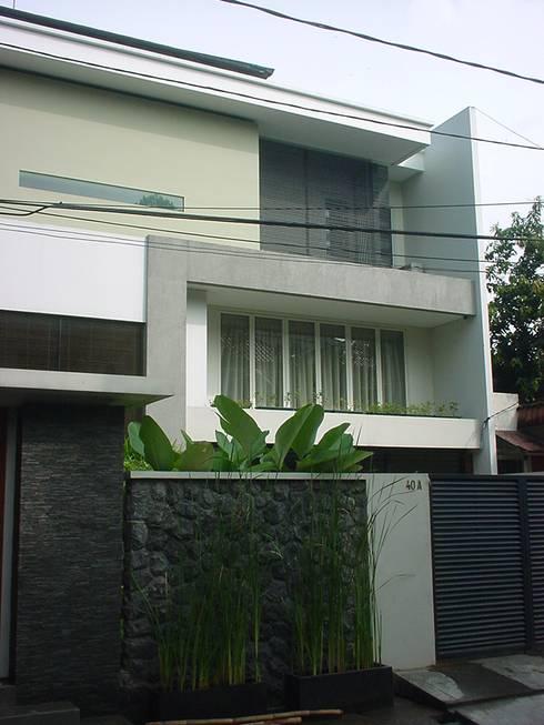 MALABAR  RESIDENCE:  Rumah by sony architect studio