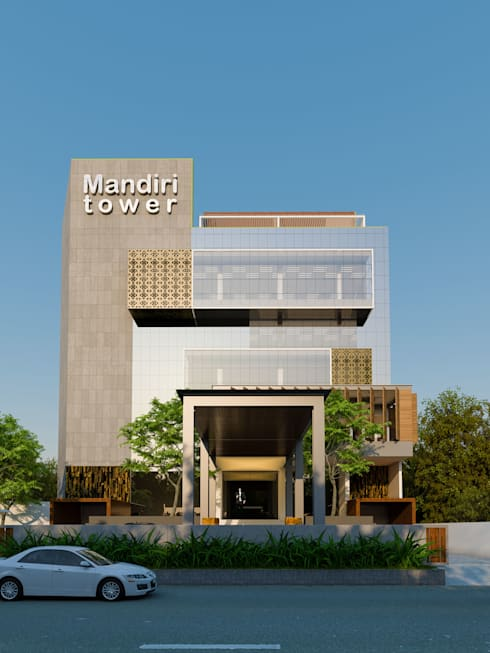 MANDIRI TOWER:  Rumah by sony architect studio