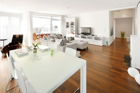 Interior fotografie penthouse von oliver kuty photography homify