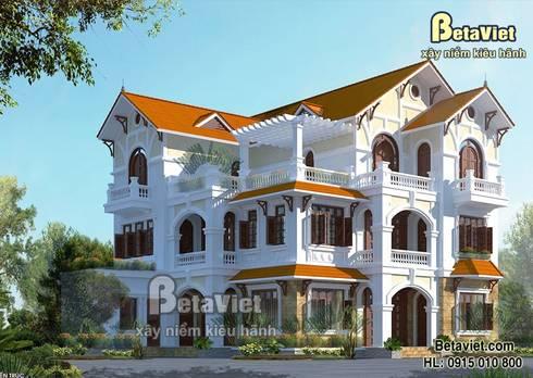 BT15037:  Nhà by Công Ty CP Kiến Trúc và Xây Dựng Betaviet
