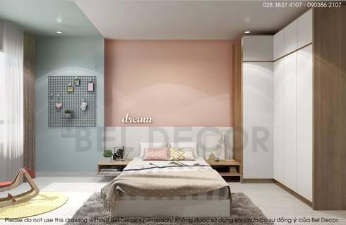 Project: HO1753 Apartment/ Bel Decor:   by Bel Decor