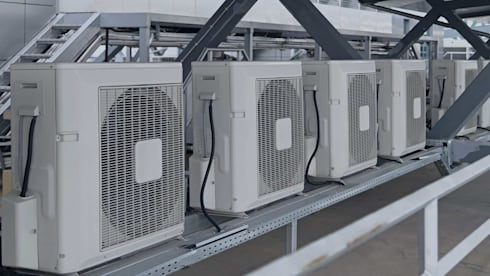Commercial Air Conditioner Installation:   by Air Conditioning Cape Town