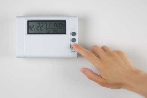 High Quality Thermostats:   by Air Conditioning Cape Town