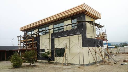 Proyecto de Ampliación oficinas Quillota :  de estilo  por Cerni.arquitectura