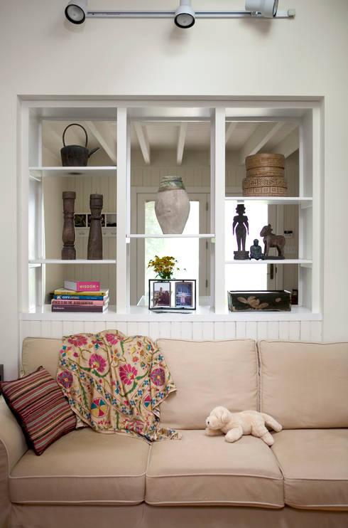 غرفة المعيشة تنفيذ Metcalfe Architecture & Design