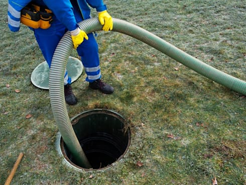 Septic Tank Cleaning:   by Plumber Centurion