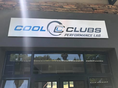 Cool Clubs Performance Lab:   by Inovar