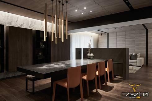 modern Kitchen by CASABA