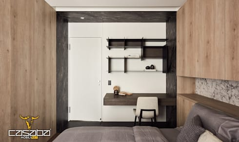 Office spaces & stores  by CASABA