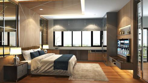 โครงการออกแบบบ้านตัวอย่าง ภูเก็ตวิลล่า กระทู้4:   by taisilp interior
